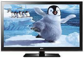 """LG LCD TV 42"""" LARGE TV   VERY GOOD CONDITION Liverpool Liverpool Area Preview"""