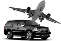 Airport pick up drop off service 416-407-7355