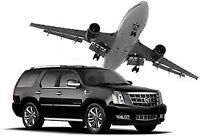 Airport drop off available ✈️ suvs 50 call 416-407-7355