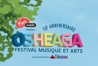 Buying Osheaga 3-day ticket for $350 or Saturday ticket for $200