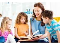 Montessori Nursery Nurse (London E7)