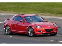 Mazda - RX8 Breaking - Parts - MY2003-2008 - RX-8