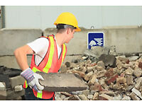 CCDO Labourers / CCDO Demolition Operatives - Central London - Must have RED OR BLUE CCDO CARD