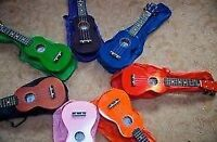 BRAND NEW UKULELE'S ON SALE!