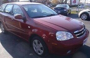 2005 Chevrolet Optra Familiale