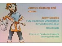 Cleaner looking for work