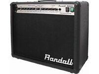 Randall RG50TC 50W 1x12 Guitar Combo Amplifier
