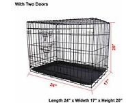 Small wire cage