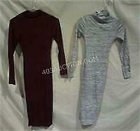 Lot of 2 NEW Naked Wardrobe Ladies Dresses Sz S
