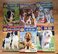 Puppy patrol books for sale