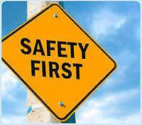 CERTIFIED SAFETY INSPECTION CENTRE $80