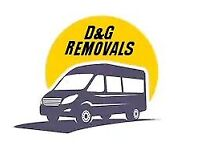 washing machine delivery, fridge delivery, house clearance, man with van