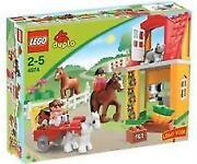 Lego Duplo Pferdestall