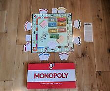 1961 monopoly game