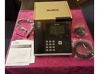 YEALINK T46G ULTRA ELEGANT GIGABIT IP OFFICE PHONE