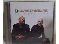 Dj Marky & XRS- In Rotation- *CD* (ORIGINAL)