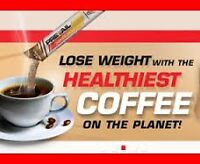 LOSE WEIGHT WITH JUST ONE COFFEE A DAY