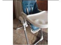 Mamas and papas prima papa high chair