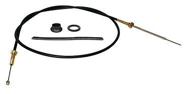 Glm 21711 Mercruiser Bravo Shift Cable Assembly Oe 815471A6