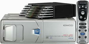 KENWOOD KDV-C810 CHARGEUR CD/DVD 10 DISQUES
