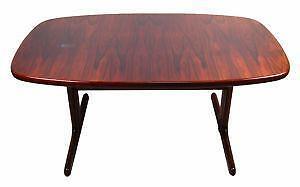 danish modern dining tables - Scandinavian Teak Dining Room Furniture