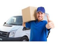 Courier driver/ delivery driver / van driver Cardiff - excellent earning potential