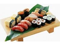 Full time/Partime Sushi Chef & Sous Chef wanted in Brighton-Hove- Godalming Surrey