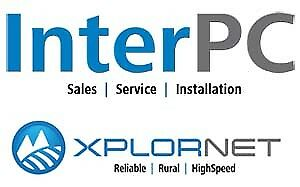 High Speed Rural Internet & Phone - InterPC & Xplornet
