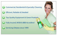 Commercial Cleaners...! MJMCleaning.ca