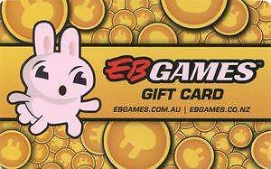 ★EB Games/Zing 5x $100 Gift Cards (Save 10% Storewide!) Logan Village Logan Area Preview