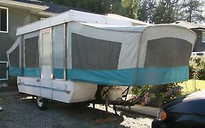1950s Aroliner Boat + 92' Tent Trailer Strathcona County Edmonton Area image 3