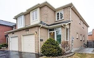 4 Bdr Semi-Detached Home W/ Fin Bsmnt In Hurontario