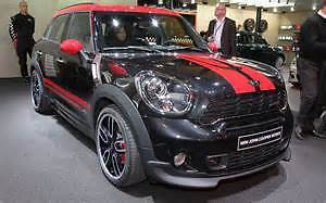 2013 MINI John Cooper Works COUNTRYMAN Berline