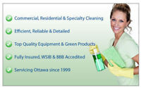 MJM CLEANING Seeking Cleaning Technicians