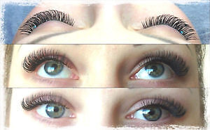 Wake up pretty!Eyelash extensions:Classic,3D,5D volume West Island Greater Montréal image 1