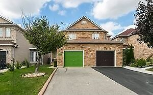 Beautiful Freshly Painted 3BR Semi-Detached Home In Mississauga