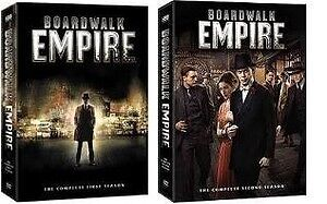 Boardwalk Empire Seasons 1 & 2 Complete First and Second Season on DVD Seasons 1