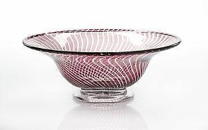 Orrefors Large Bowl Ebay