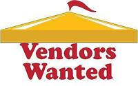 VENDORS WANTED FOR CRAFT SHOW AT THE GREENHOUSE!