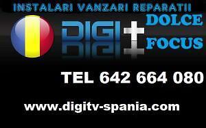 Instalari Montaj Reglaj Antene Parabolice Digi Tv Madrid | fotografía / imagen / sonido - 1/1
