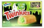 Hostess Ghostbuster Key Lime Twinkies 10 Stuks 385 Gram
