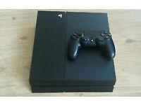 PlayStation PS 4 & 11 games