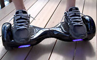$400 SELF BALANCING SCOOTER / HOVERBOARD +1 YEAR WNTY+ BLUETOOTH