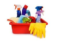Part time Cleaner and organiser wanted