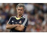 Football coach available