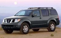 2007 Nissan Pathfinder LE SUV Fully Loaded BC Car!
