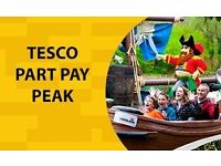 Legoland 1 day entry (£21.99), discount code
