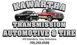 Kawartha Transmission, Automotive & Tire Oil, Lube, Filter ++