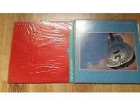 Police. Dire Straits. Santana. Vinyl.