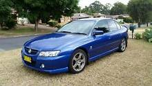 2004 Holden Commodore Sedan vz sv6 Muswellbrook Muswellbrook Area Preview